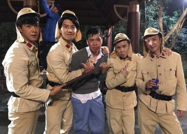 TVB男艺人因在热播剧中饰演终极凶手 入行七年终获观众注意