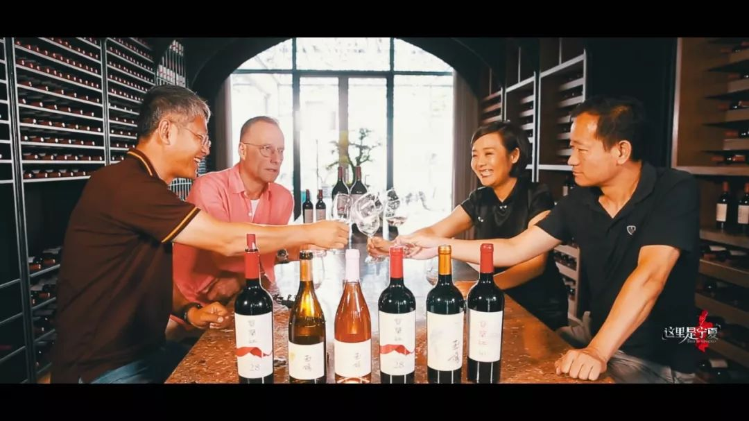 瑞士主厨这样评价宁夏的葡萄酒