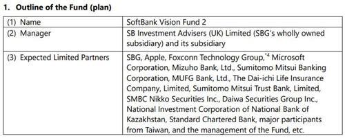 <b>孙正义:软银愿景基金2号最早下月开始投资 专注AI</b>