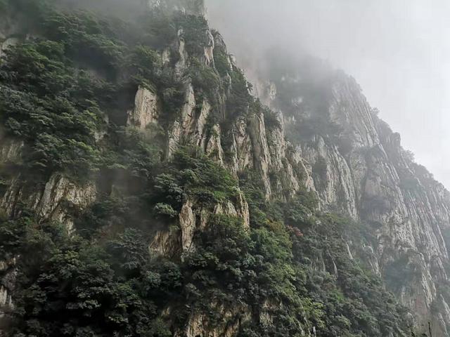 河南有一山,高度仅有3.6米
