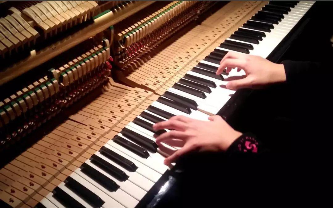 练琴4+4+1大法,这才是规范地学钢琴,值得收藏