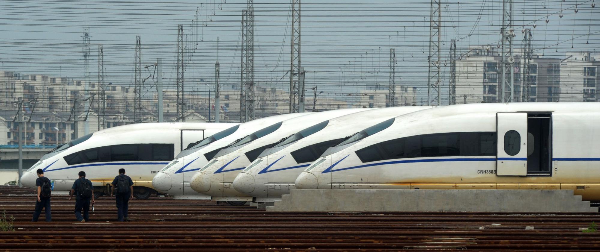 我国将要建设的一条新高铁线,串联3省市,设计时速350公里