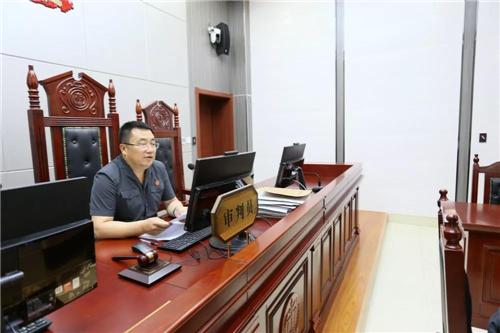 10起刑事案件40分钟审结!宁津法院首次适用速裁程序审理多起刑事案件