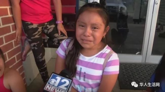 爸爸去哪儿了?ICE抓非法移民,小女孩泪崩为父求情