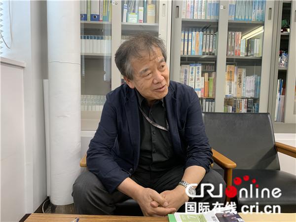 """矢志推動日中民間友好的""""中國女婿""""田中寬"""
