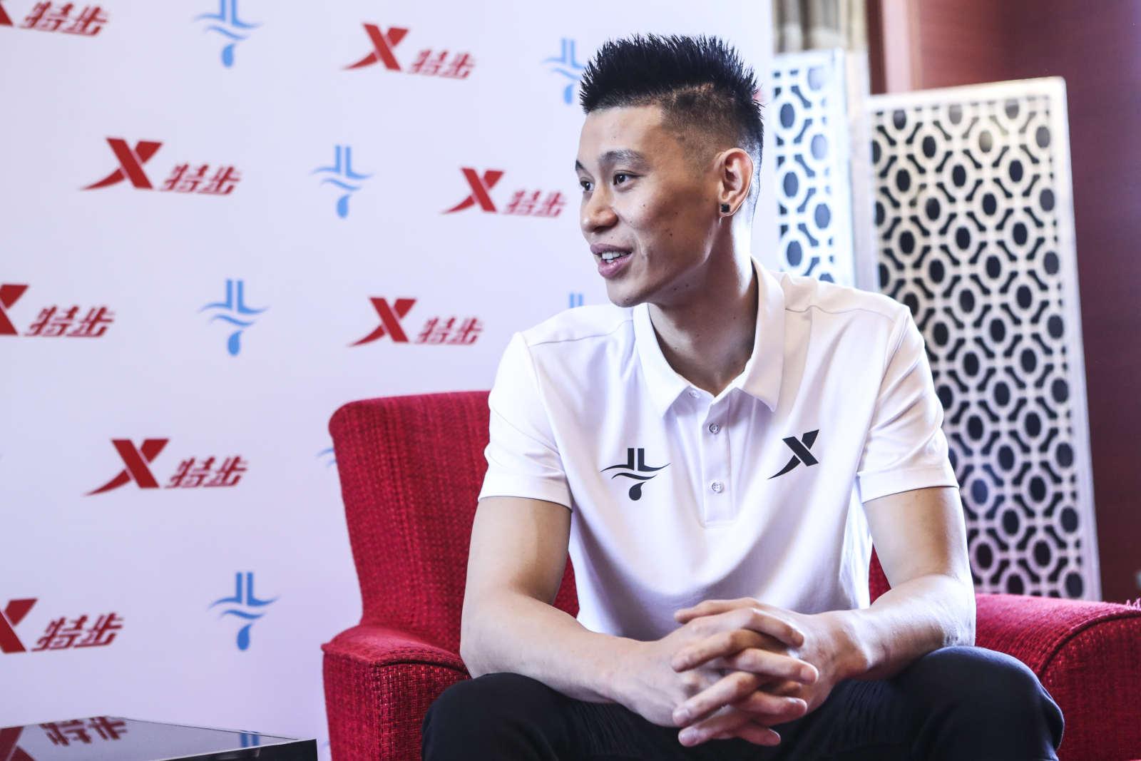 专访林书豪:从水平来看 郭艾伦可以在NBA打球