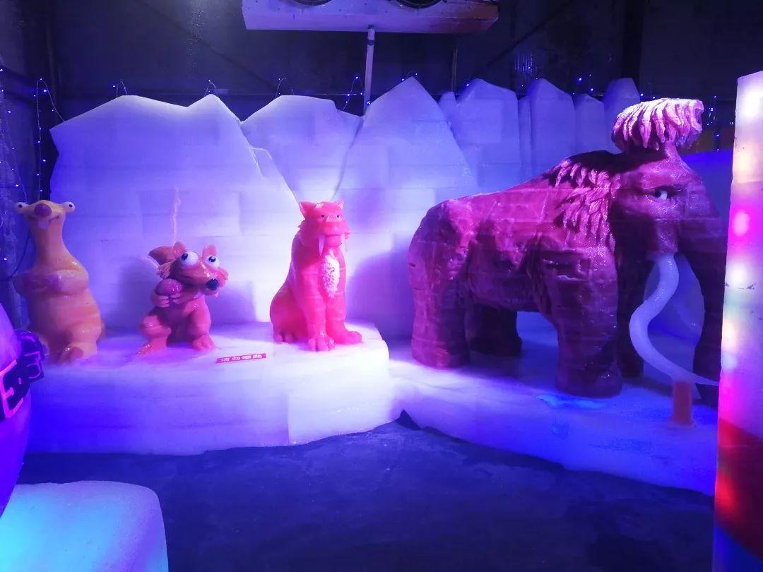 现场直击 | 盛世·清华园冰雪节,盛夏过足瘾!图片