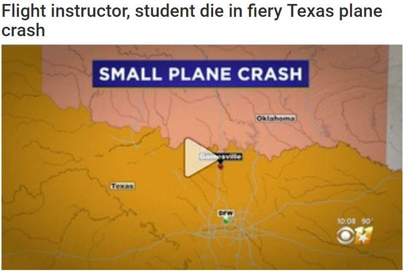 痛心! 德州航校又一名中國留學生喪生,慘案的頻發引人深思...