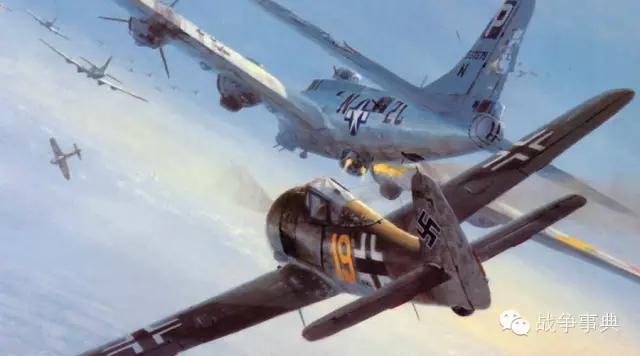 1944年,崩溃的第三帝国空军_德国新闻_德国中文网