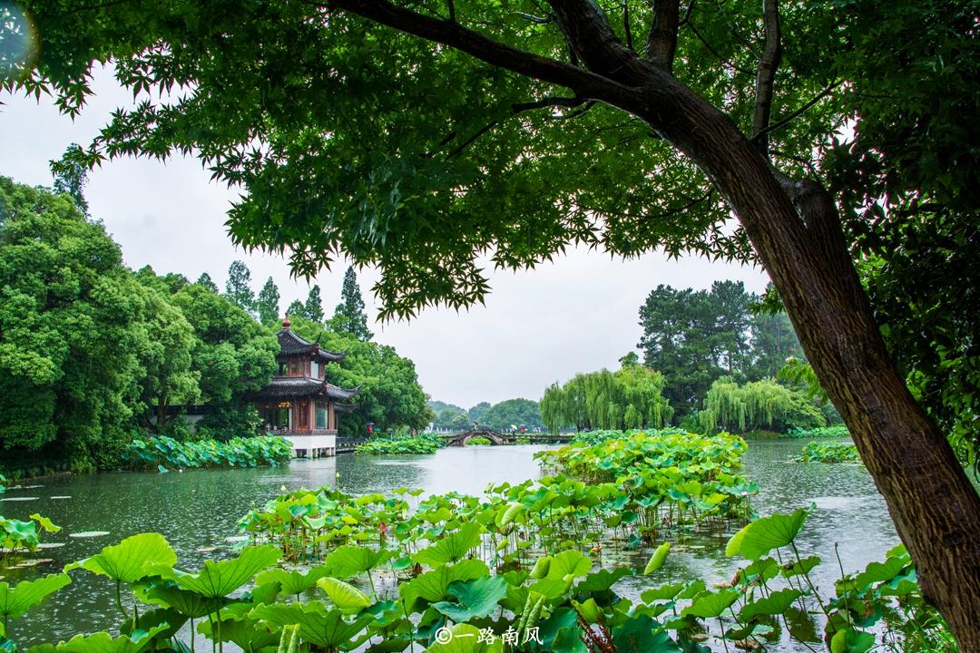 浙江首富之乡,旅游业和经济高度发达