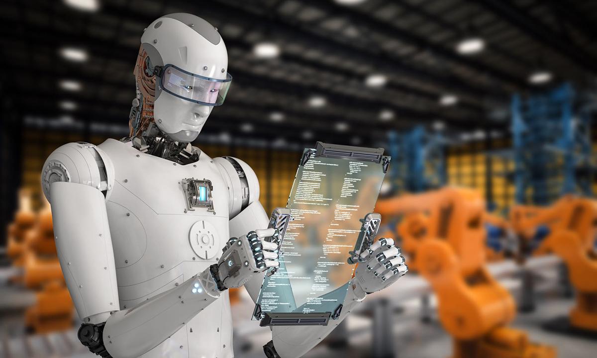 机器时代 高新技术产业的机器人时代来了!