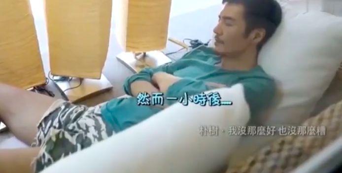 朴树节目录到一半回家睡觉,做法太任性?他曾经还对着镜头睡午觉