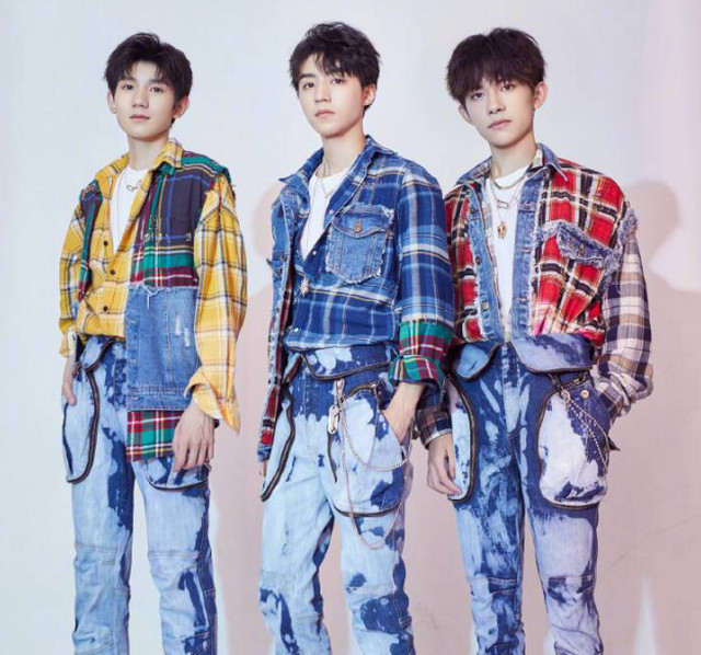 Image result for TFBOYS六周年演唱会