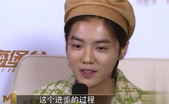 鹿晗接受采访称:大家还是多体谅我,别一听是我演的就不看了 作者: 来源:金牌娱乐