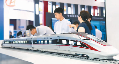 """新技术助跑,中国高铁""""一骑绝尘"""""""