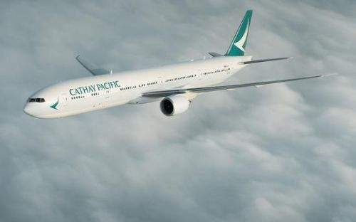 香港国泰一机组人员怂恿空服集体请病假,罢飞内地航线