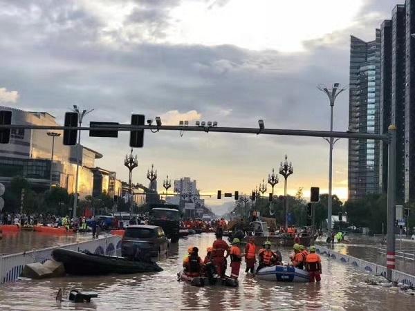 利奇马 台风造成多地人员伤亡
