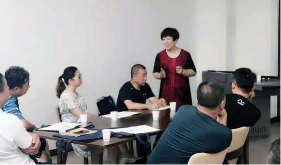 大连食品协会与新疆八师石河子团场连队的交流学习会