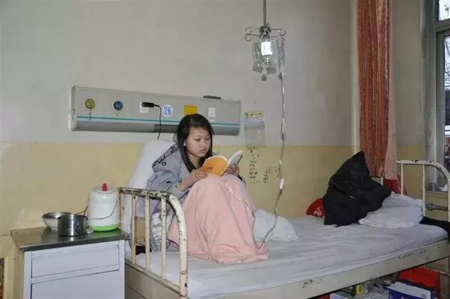 志愿者米成俊:看到白血病女孩在病房读书那一刻,我的心被唤醒了