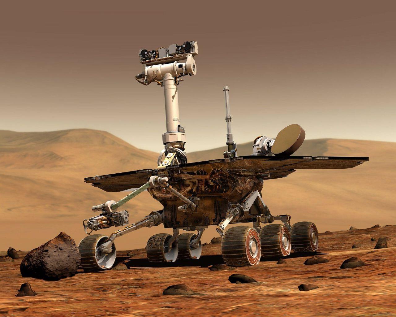 专家发现:火星上的甲烷不是由风释放的