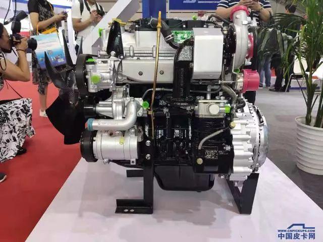 第十八届内燃机展:最大420N m的7国六b柴油机你最看好谁?