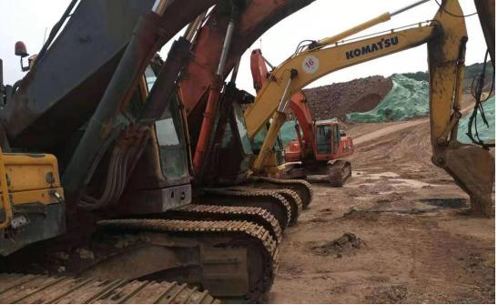 国电投山西铝业借安全治理私挖乱采