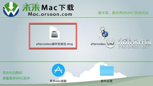 AfterCodecs for Mac破解版(AE/PR/ME特殊编码渲染插件)_Adobe