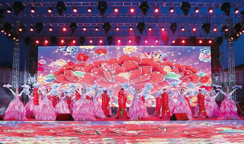 东辽县第三届乌米文化节隆重开幕