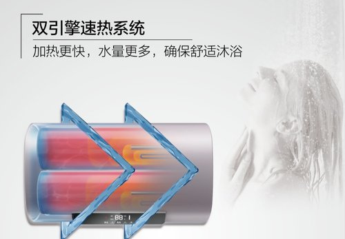 A.O.史密斯雅金版薄型速热电热水器震撼上市