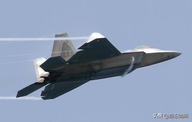 <b>F-22被叙雷达捕捉?为何不使用F-35执行这个任务?越南人给出答案</b>