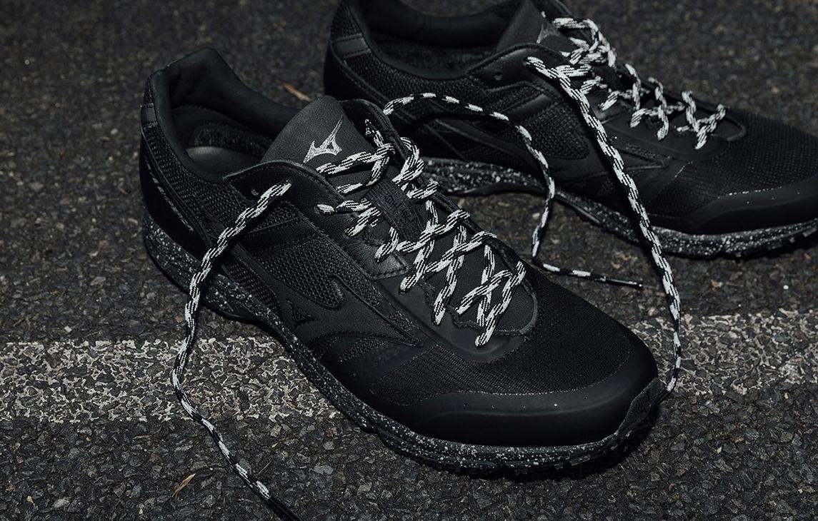 黑魂气息尽显!MIZUNO WAVE EMPEROR TECH全新鞋款上线!