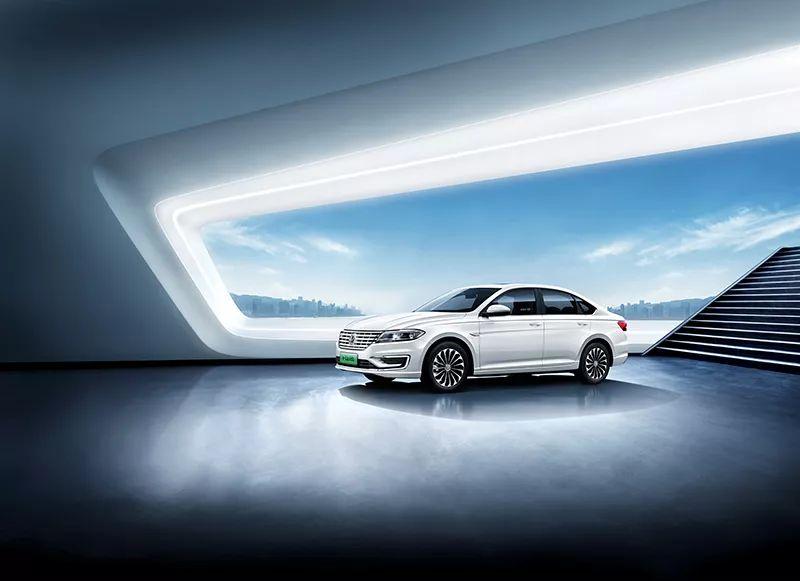 15.89万元 上汽大众首款量产纯电动轿车朗逸纯电开启预售