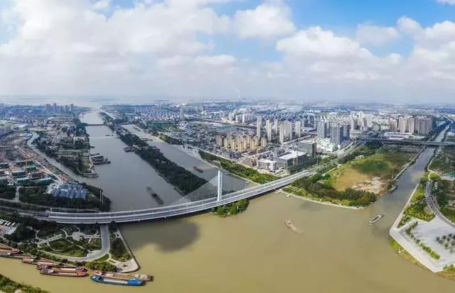 2018年江苏13市港口综合排行榜出炉,南通排在.