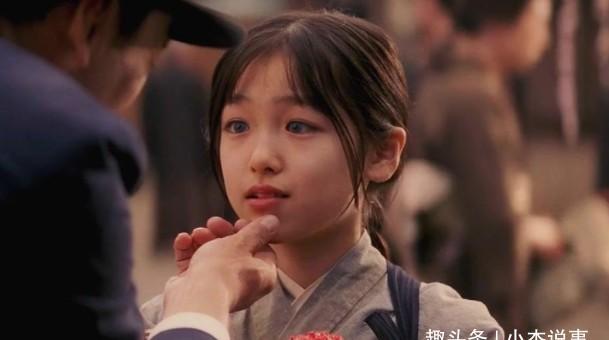 """全球公认最美的""""4位萝莉"""",日本有千代,英国有赫敏,中国呢?"""
