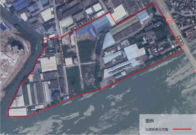 2019年长葛社区规划图