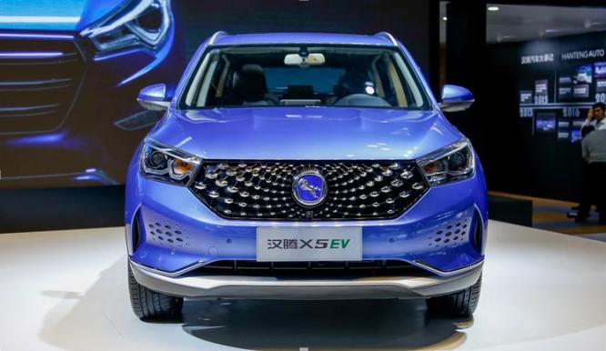 原装韩腾X5新能源车,高价值SUV,经济实用环保