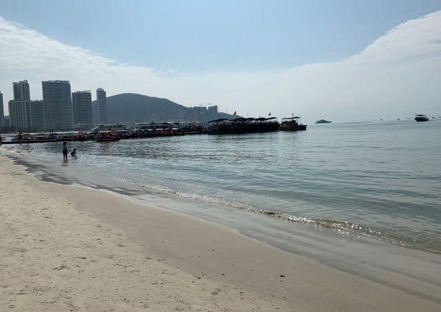 这个暑假惠东巽寮湾客量断崖式下跌!游客:限行体验差(图2)