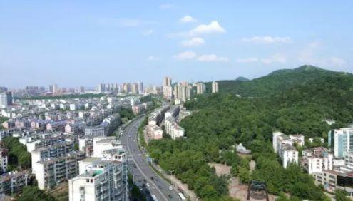 李猛书记督导文明创建和城建等项目