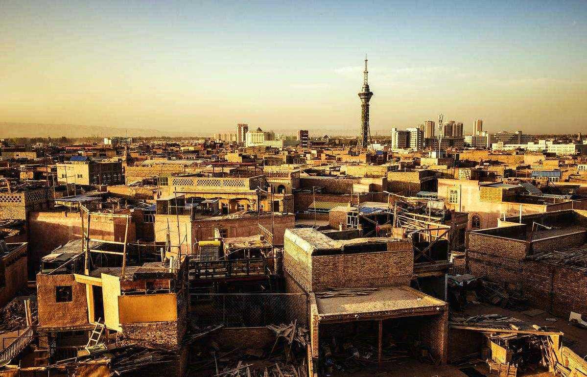 喀什2019人口_喀什古城图片