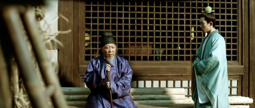 台词24:(第03集 24分14秒 ) 何监:昭昭有唐,天俾万国.