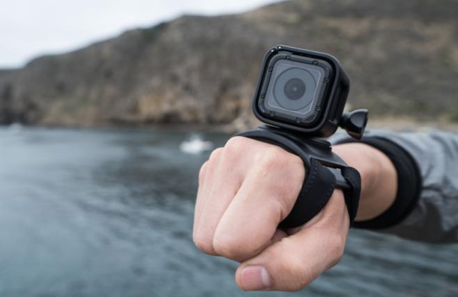 谁能为悬崖边上的GoPro买单?