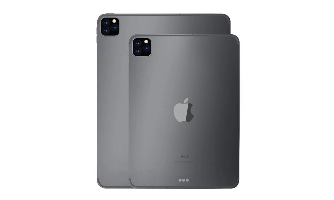 这是全员浴霸吗?新 iPad Pro 或将同样采用浴霸摄像头!