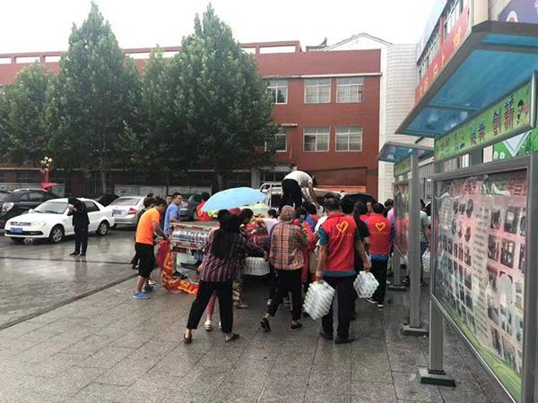 章丘特大暴雨致1.5万人受灾,提前转移存安全隐患村庄村民