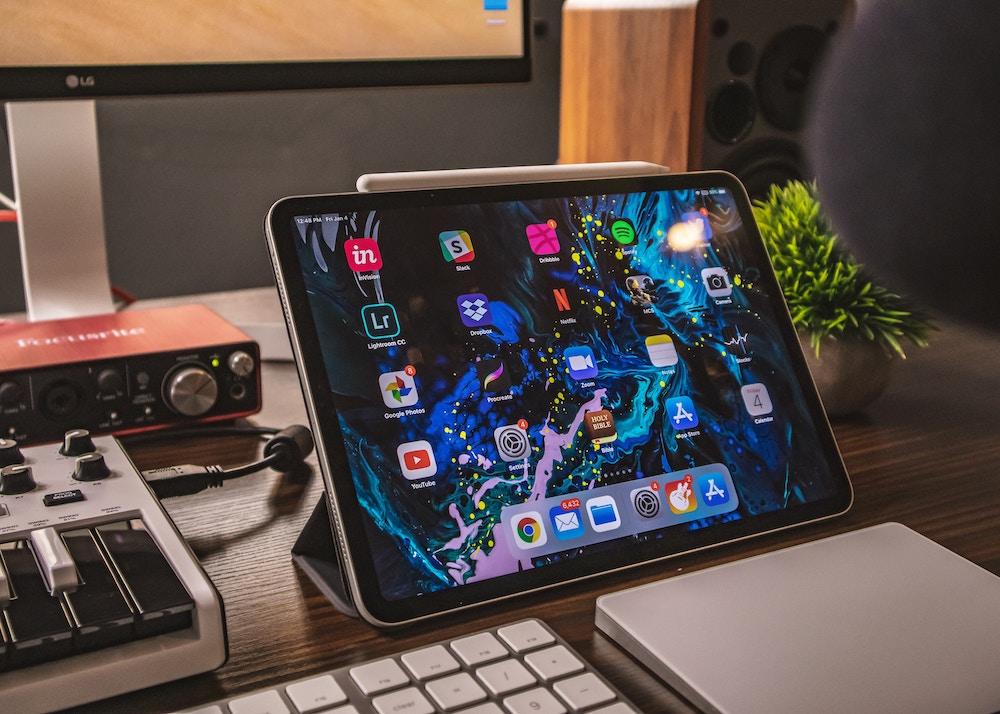 苹果的下一代 iPad Pro 能够会采取三摄