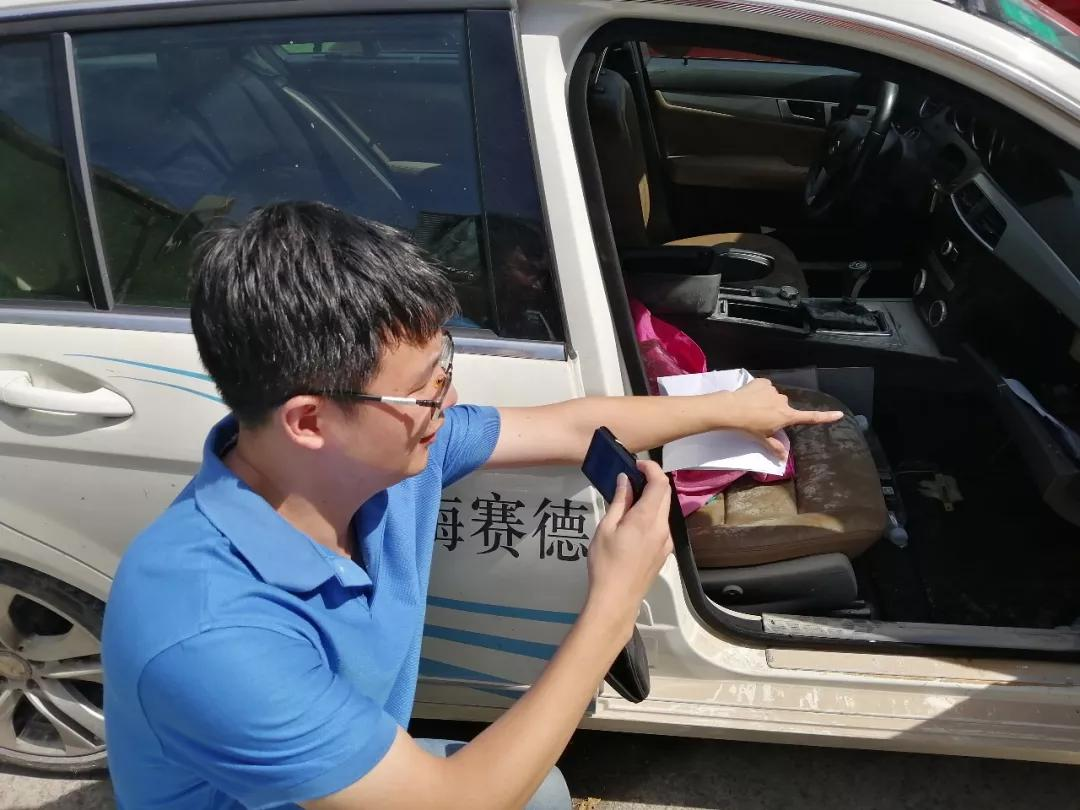 """对抗台风""""利奇马"""" 温州天安财险时刻为您坚守"""