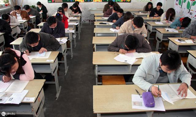 教师:我期盼有一天,会有公务员来考教师!那才是教师的春天