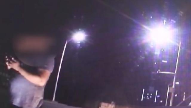偶遇曾经处罚过自己的民警 男子为了报复 竟精心策划一起车祸