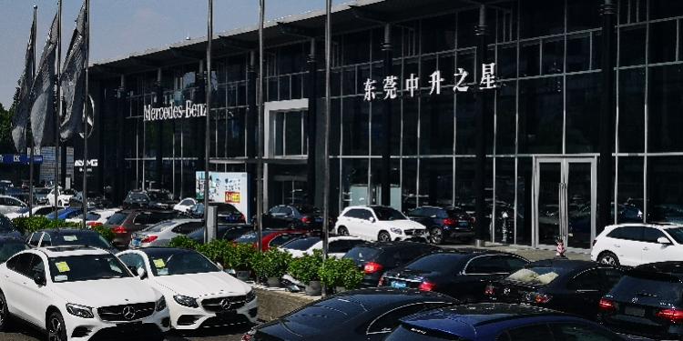 奔驰车主:东莞4S店随意误诊误导,发动机险些被人为进水_李先生