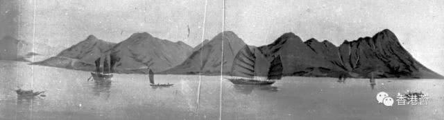 原来香港开埠初期原来是这样的