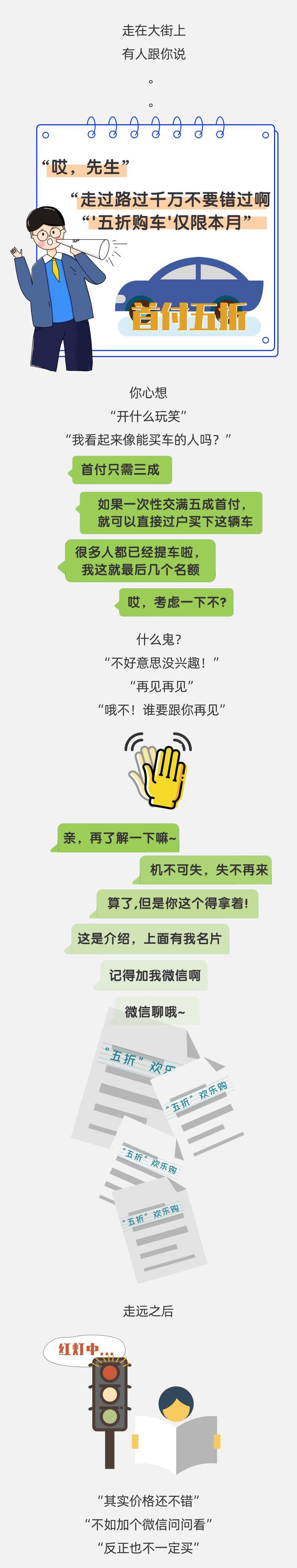 """小心车钱两空!""""五折购车""""骗了上百人逾千万元"""